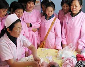 慧宝之家母婴护理