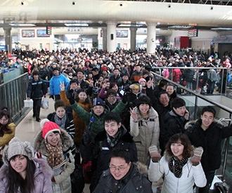 锦州市铁路将迎来节前探亲客流高峰