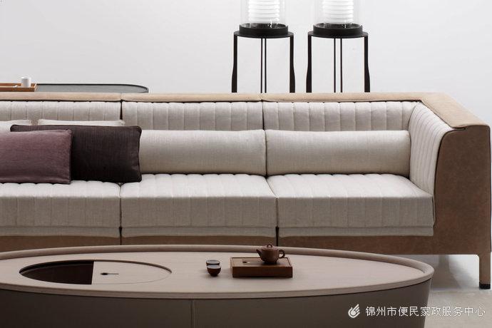美式简约风格别墅客厅设计图赏